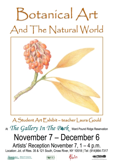 Art Students' Exhibition Poster