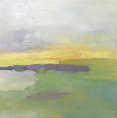 "Cape March 3 - oil on canvas - 6""x6"" - $50.00"