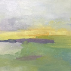 """Cape March 3 - oil on canvas - 6""""x6"""" - $50.00"""