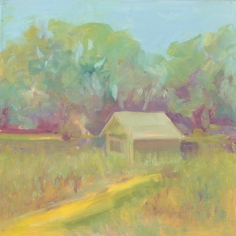 """Pump House - 6""""x6"""" Limited Edition signed print $35.00 (original sold)"""